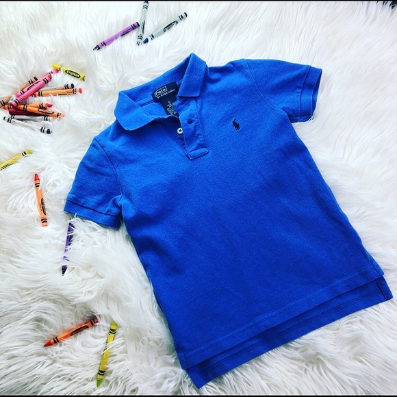 b10fc8d2 Polo by Ralph Lauren Shirts & Tops | Girls Buttonup Polo Shirt ...